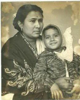 माता के साथ सर्वदमन