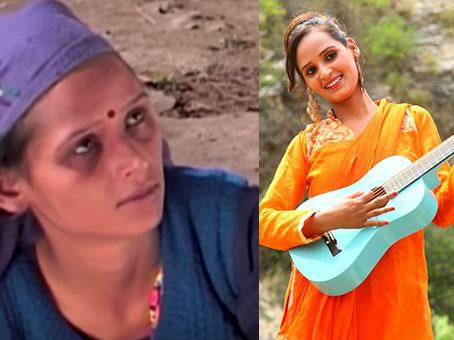 कमली की मां यानि रीता ध्यानी